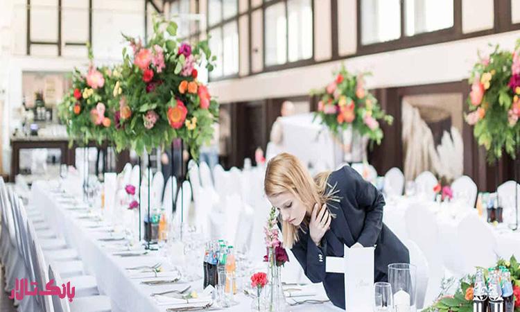 بهترین نظارت و خدمات تشریفات عروسی