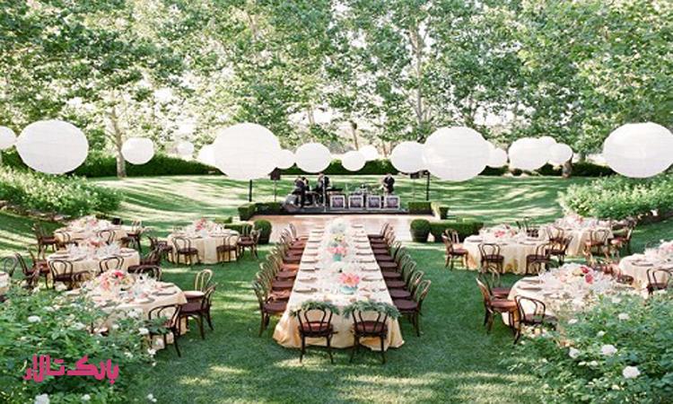 راه حل مناسب برای برگزاری جشن عروسی رویایی