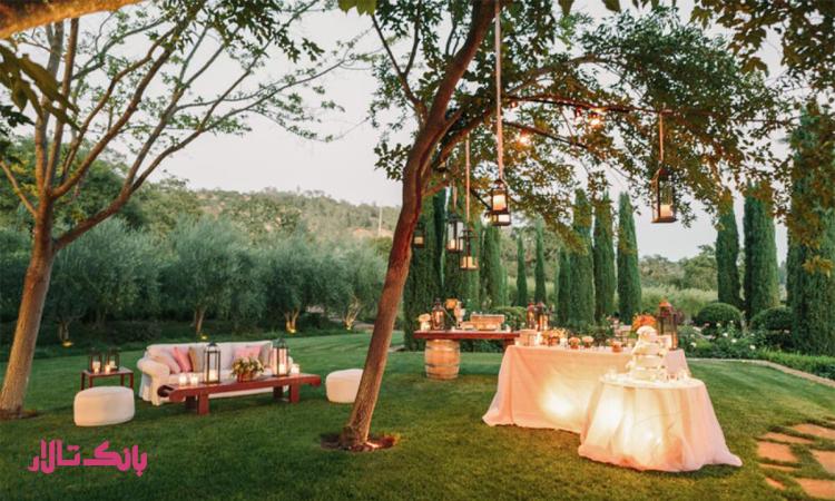 زمان برگزاری جشن عروسی