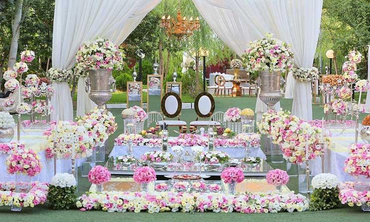بهترین باغ عروسی تهران