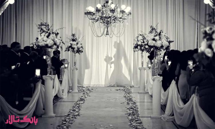 انتخاب مناسب ترین تشریفات عروسی با بودجه ای که دارید