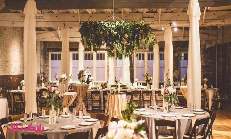 چطور مناسب ترین تالار عروسی را انتخاب کنیم؟