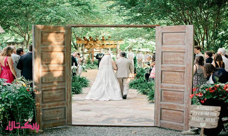 انتخاب تشریفات عروسی شیک