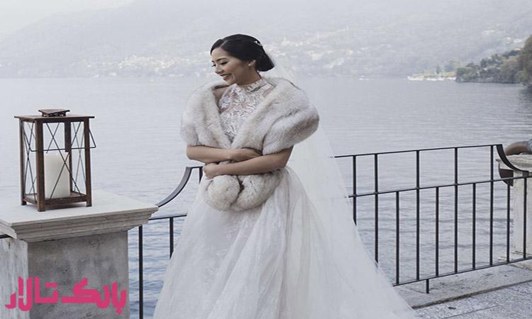 مراسن عروسی در زمستان و تشریفات آن