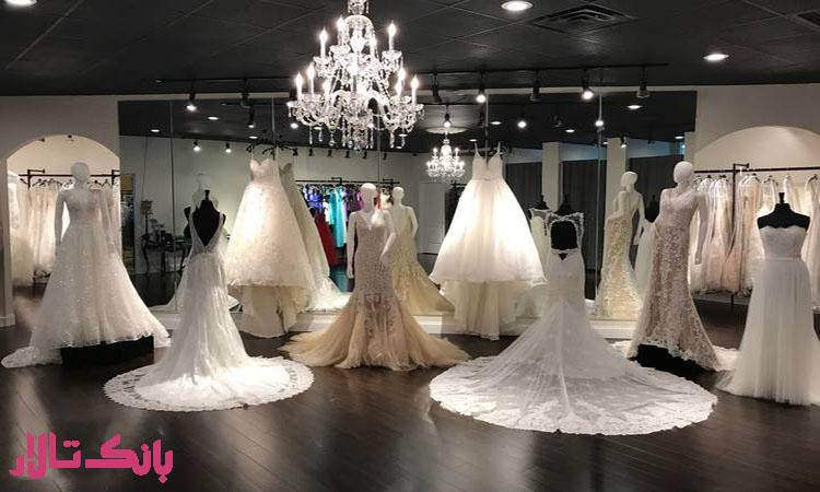 اجاره کردن لباس عروسی گزینه ای برای کاهش هزینه عروسی