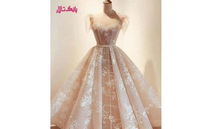 مدل های مختلف لباس عروس کوتاه