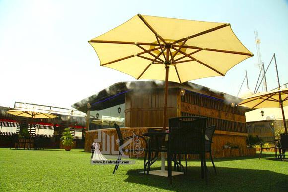 رستوران سنتی بام آلاچیق پایتخت