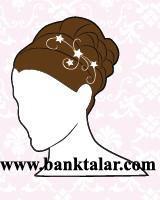 10 مدل مو مناسب برای عروسی شما**banktalar.com