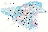 راهنمای مناطق 22 گانه شهر تهران