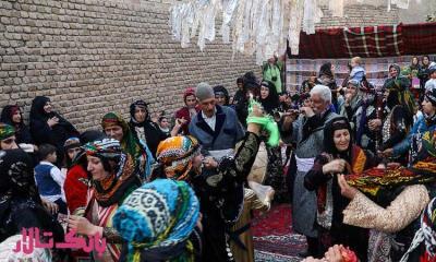 آداب و رسوم مراسم عروسی در ایلام