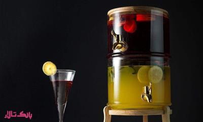 انواع نوشیدنی در تشریفات عروسی