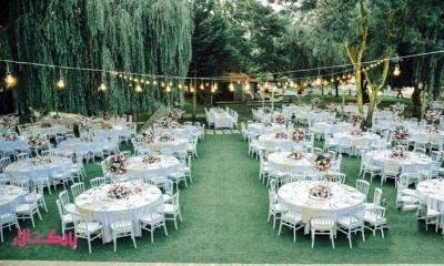 تشریفات باغ تالار یک انتخاب ویژه برای مجالس عروسی