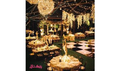 لاکچری ترین تشریفات عروسی