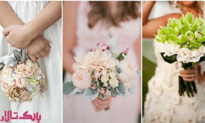 نکات مهم برای انتخاب دسته گل عروس