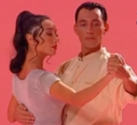 آموزش رقص تانگو عروس و داماد - قسمت اول