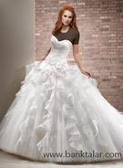 مدل لباس عروس های خاص