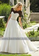 لباس عروس های اروپایی ساده و زیبا