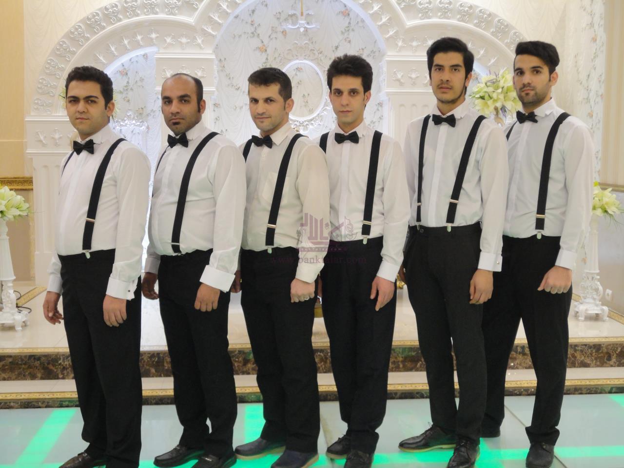 سعید ام دی اف کارگیلانی لباس-پرسنل-تالار